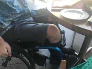 Quadriplegic life
