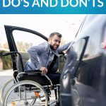 Disabled Parking Do's and Don'ts